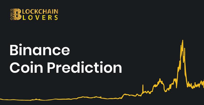 Binance Coin Prediction